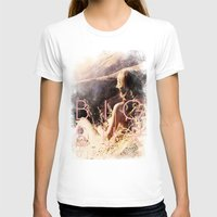 big sur T-shirts featuring BIG SUR by TOO MANY GRAPHIX