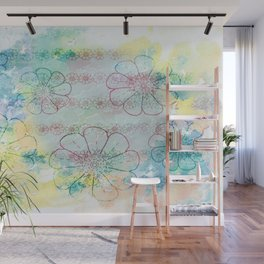 The possibilities Wall Mural