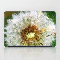 dandelion iPad Cases featuring Dandelion by Falko Follert Art-FF77