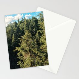 Up In The Trees Stationery Cards