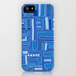 Bloo-bloo-bee-doo! iPhone Case