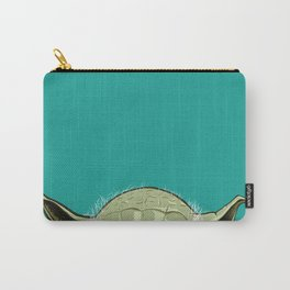 SHORTYoda [Blue] Carry-All Pouch