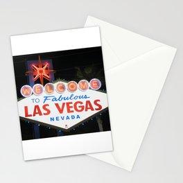 Fabulous Las Vegas Sign Stationery Cards