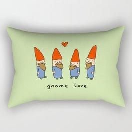 Gnome Love Rectangular Pillow