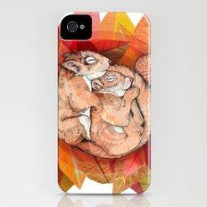 Squirrel Spoon Slim Case iPhone (4, 4s)