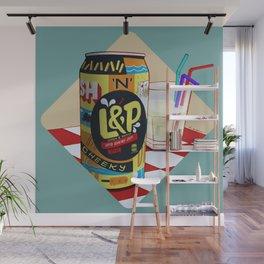 Lemon & Paeroa Wall Mural