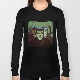 Famous Monsters Gang Long Sleeve T-shirt