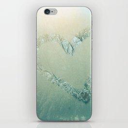 Winter Romance iPhone Skin