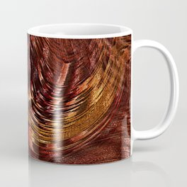 Mixing Copper Metallic Coffee Mug