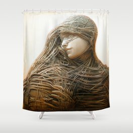 Attachment II Shower Curtain