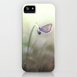 I can see you in my dreams... iPhone Case