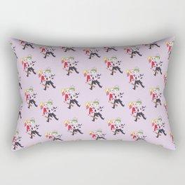 suicide squad - theme Rectangular Pillow