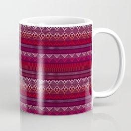 Weave (brown) Coffee Mug