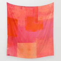 mars Wall Tapestries featuring Mars by T30 Gallery