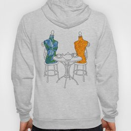 High Tea Hoody