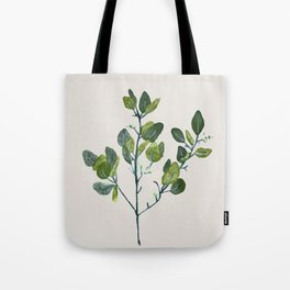 Eucalyptus Branch Tote Bag