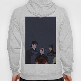 Batfamily Minimalism Hoody