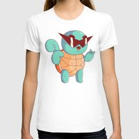 squirtle T-shirts featuring Squirtle by Daniel Mackey