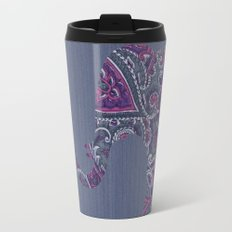 Paisley Elephant Travel Mug