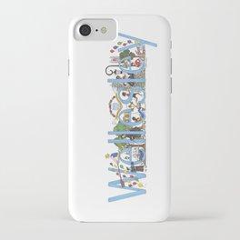 Wellesley College by Stephanie Hessler '84 iPhone Case