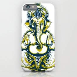 Ganesha, Ganapati, Vinayaka iPhone Case