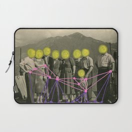 Get Right To The Point Laptop Sleeve
