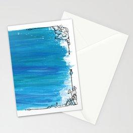 Ocean Scene Stationery Cards