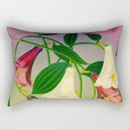 Garden Vine Rectangular Pillow