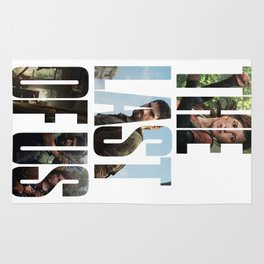 The Last of Us (Tlou Collage) Rug
