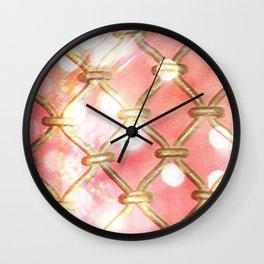 Looking Through You Wall Clock