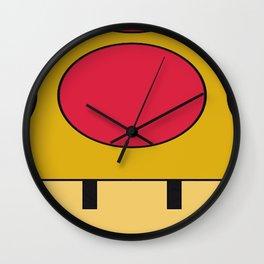 Minimal Toad super Wall Clock