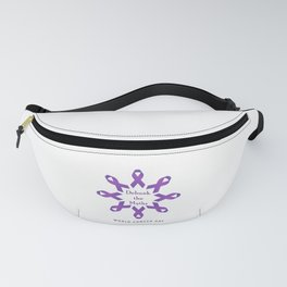 Debunk the Myths- World cancer day February 4th Fanny Pack