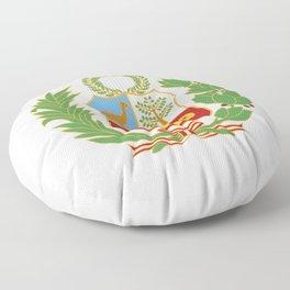 Peru Shield Floor Pillow