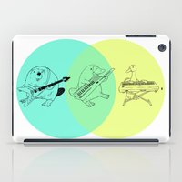 math iPad Cases featuring Math by tenso GRAPHICS