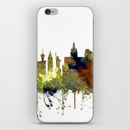Las Vegas Skyline - Safari Buff iPhone Skin