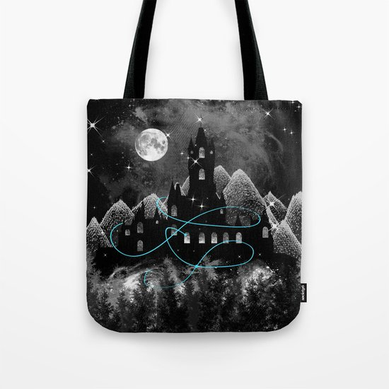 The Hidden Kingdom Tote Bag