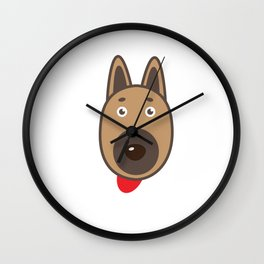 Ciccio Wall Clock