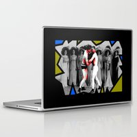 boys Laptop & iPad Skins featuring Boys Will Be Boys by AF Knott