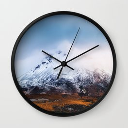 Mount Errigal - Ireland(RR 260) Wall Clock
