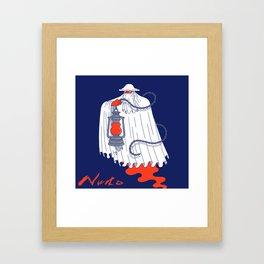 Nuno EP Cover Framed Art Print
