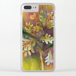 Fabulous Fall Clear iPhone Case