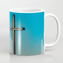 The Cross on the Hill Coffee Mug