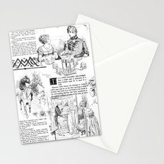Pride and Prejudice - Pages Stationery Cards