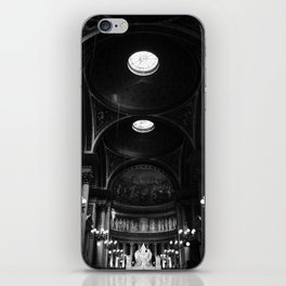 The Lights in the Cathedral iPhone Skin