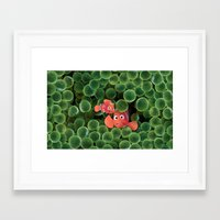 nemo Framed Art Prints featuring Nemo by pokopang7