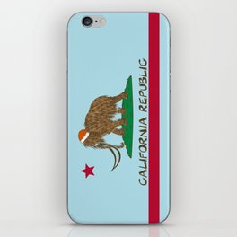 California Republic Mammoth iPhone Skin