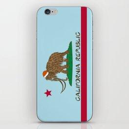 California Republic Mammoth iPhone Skin