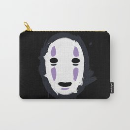 Faceless Hunger Carry-All Pouch