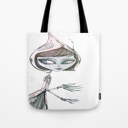 mrs wolf Tote Bag