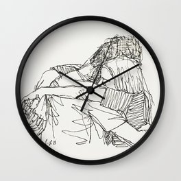 Can you just come here? Wall Clock
